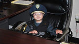 9-year-old with rare form of dwarfism 'promoted' to honorary detective