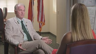 UNCC police chief speaks exclusively to Channel 9 weeks after deadly shooting