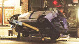 Driver killed when thrown from SUV in Gastonia, police say