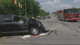 5-year-old girl killed in Cabarrus County wreck, authorities say