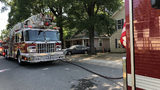 2 hurt in west Charlotte house fire, officials say