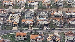 Upcoming storm season brings new dread while forgotten towns rebuild