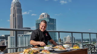 YOUR704: Fahrenheit serves delicious dishes with a view