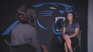 Panthers tackle stigma on those with mental health issues