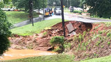 Residents forced to evacuate from Hickory apartment complex due to flooding
