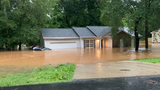 Hickory area sees significant damage to roads, homes