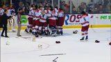 Checkers celebrate Calder Cup title