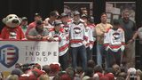 Checkers celebrate Calder Cup victory at fan fest