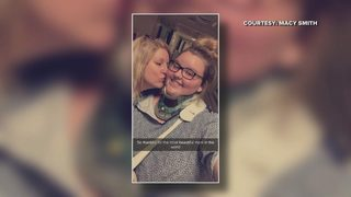 NC mom credits app for saving teen trapped in car 25 feet down mountainside
