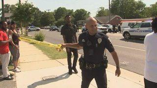 Photos: 1 killed in northwest Charlotte