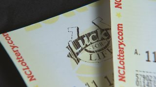 Charlotte woman sues ex-girlfriend claiming she stole her winning lottery ticket