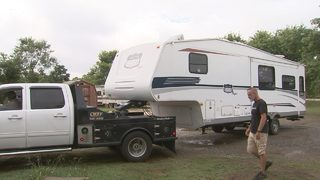 Camping World donates campers to local flood victims