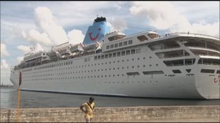 Family disappointed after ban placed on cruises to Cuba