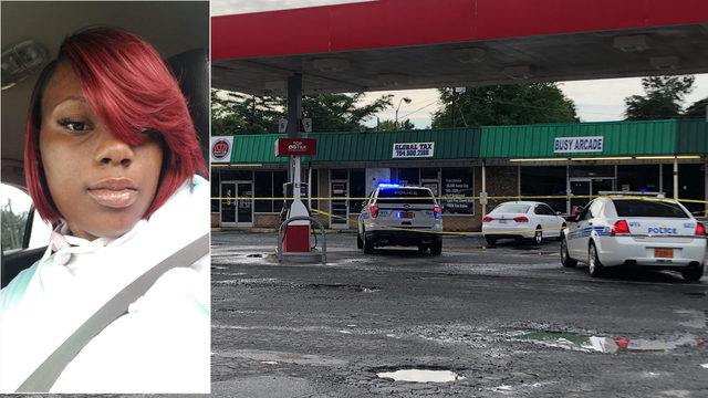 MOTHER BABY SHOT IN DRIVE BY SHOOTING: CMPD searching for