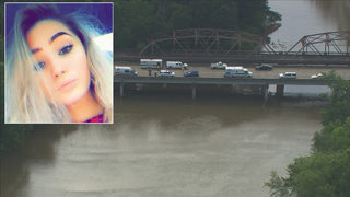 Body of teen recovered day after she fell into Gaston County river