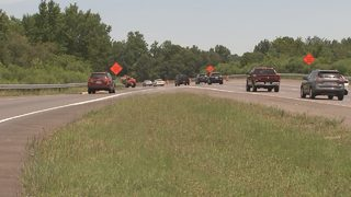 Merge lane in I-77 toll construction zone extended after drivers say it