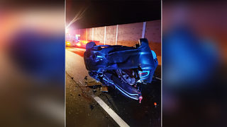 Tractor-trailer driver cited after trooper, construction worker injured in Union Co. crash
