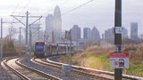 Proposed light rail extension line includes stops in Ballantyne and Pineville