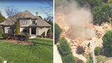 10:30 p.m.: Woman killed, man survives house explosion in Ballantyne, officials say