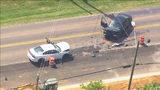 MEDIC: At least one dead, several hurt in northwest Charlotte crash