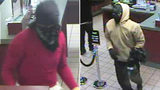 Customer says suspect held gun to her head during Statesville bank robbery