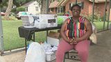 Friend holds donation drive for family who lost everything in fire