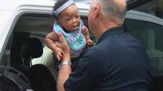 Baby girl abducted from NC daycare found safe; mother charged