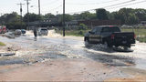 South Blvd. outside of South End shut down overnight due to water main break