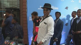 Blue carpet rolled out uptown for premiere of 'All or Nothing: The Carolina Panthers