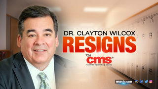 CMS superintendent out: Clayton Wilcox will resign after two years on job