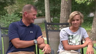 Father, teenage son save man from drowning at Ocean Isle Beach