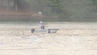 Search underway for missing boater on Lake Norman