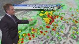 Sunday night's forecast update by Meteorologist John Ahrens