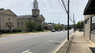 Busy downtown Lenoir road closed after shooting near Caldwell Co. courthouse