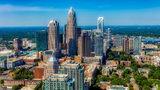 Which Charlotte neighborhoods saw the biggest jump in rent?