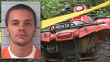 'I was protecting myself': Man charged with killing 4-wheeler rider appears in court
