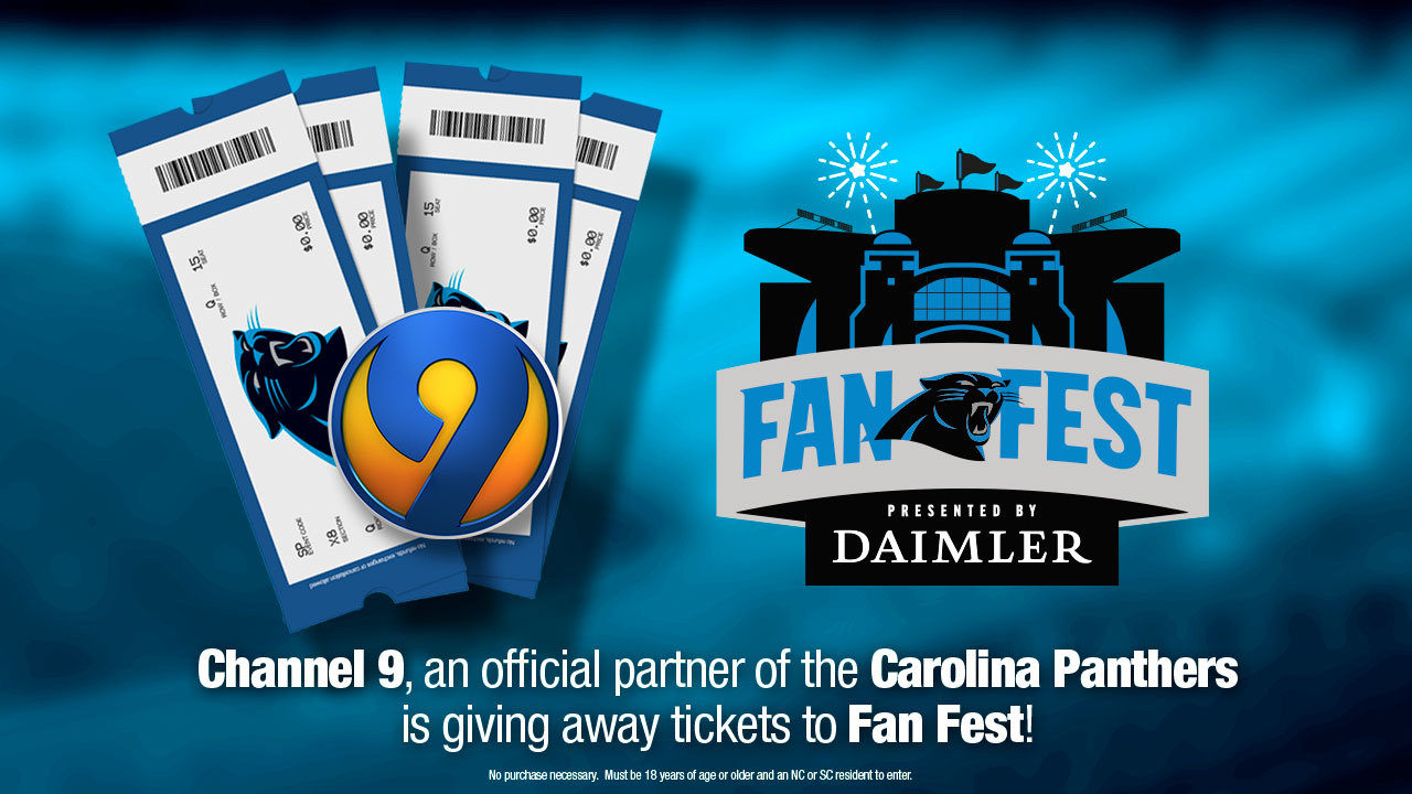 Win tickets to Panthers Fan Fest | WSOC-TV