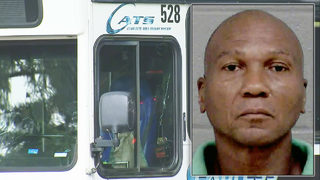 CATS bus driver shot several times at uptown transit center; man in custody
