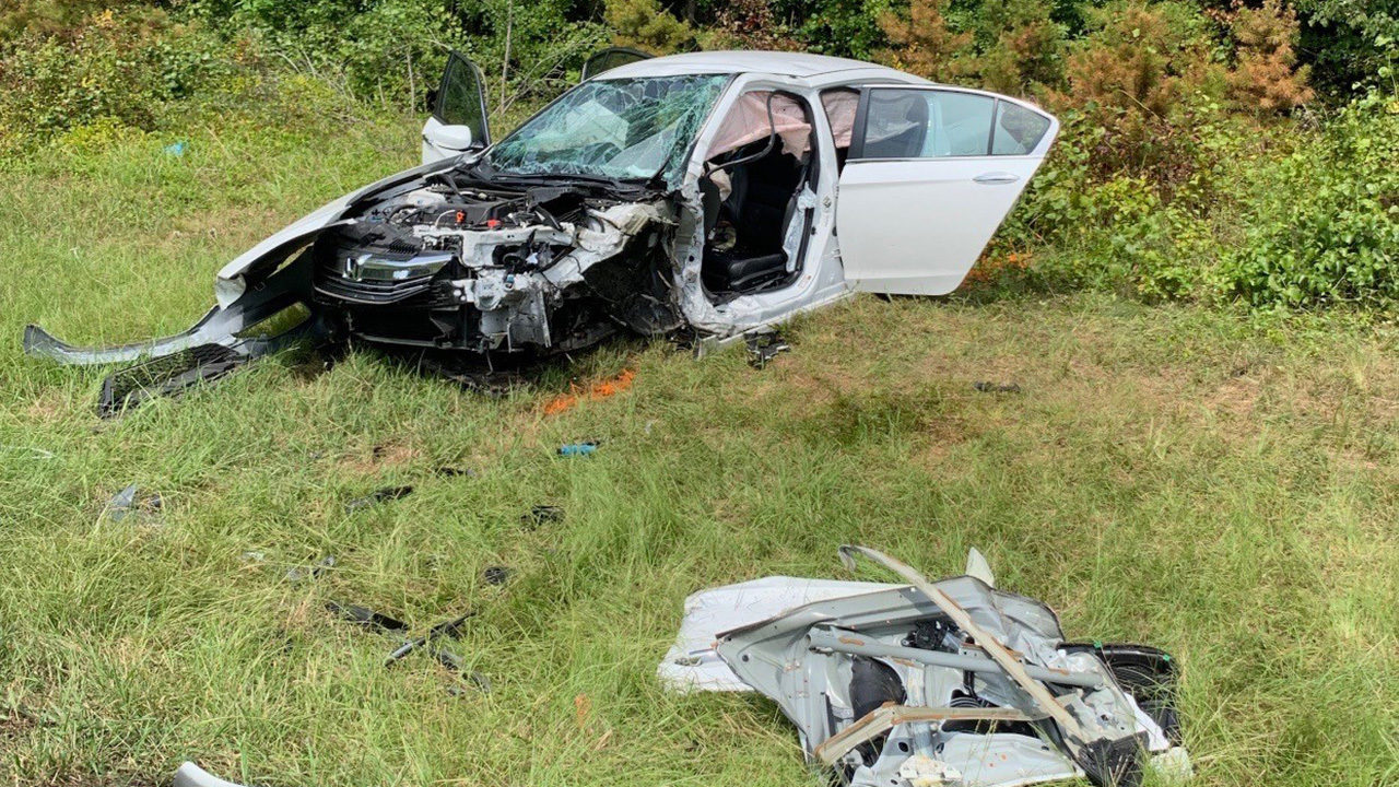 GASTON COUNTY HEAD-ON COLLISION: Troopers: Five people