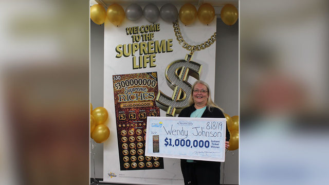 Wahoo!': Charlotte grandmother to buy new house with $1M lottery