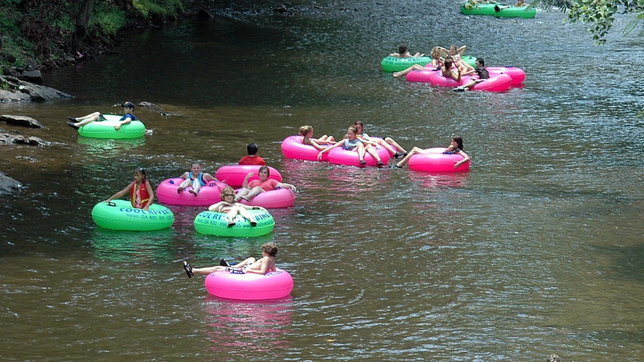 5 perfect places for tubing | WSOC-TV