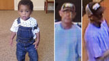 Amber Alert issued for missing NC toddler in stolen car