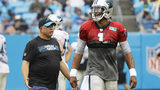 Panthers' owner Tepper says no decision yet on future of Cam Newton