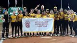 Salisbury celebrates Rowan Little League's softball World Series title