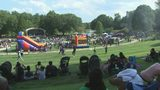 Community group holds Charlotte Day event to combat city's rise in violence