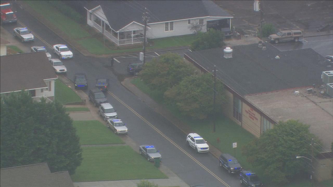 CRAMERTON POLICE PRESENCE: Police say no shots fired at