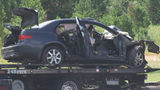 2 high school students dead, 2 more hurt after car crashes into tree