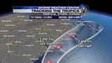 HURRICANE TRACKER: Dorian expected to hit Carolina coast as Cat. 2 storm