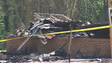 Human remains discovered at site of weekend fire, CMPD says