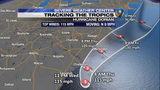 HURRICANE TRACKER: Dorian strengthens to Cat 3 as storm aims for Carolinas